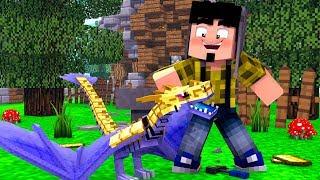 Minecraft: ARMADURAS PARA DRAGÕES ! - GAME OF DRAGONS Ep.4 ‹ CORUJ4 ›
