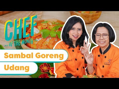 resep-sambal-goreng-udang---sisca-&-novia-soewitomo- -#chefofthemonth-nov'19- -endeus.tv