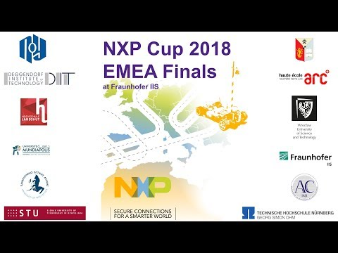 NXP Cup 2018 EMEA Finals 2018 - 1st Training Session