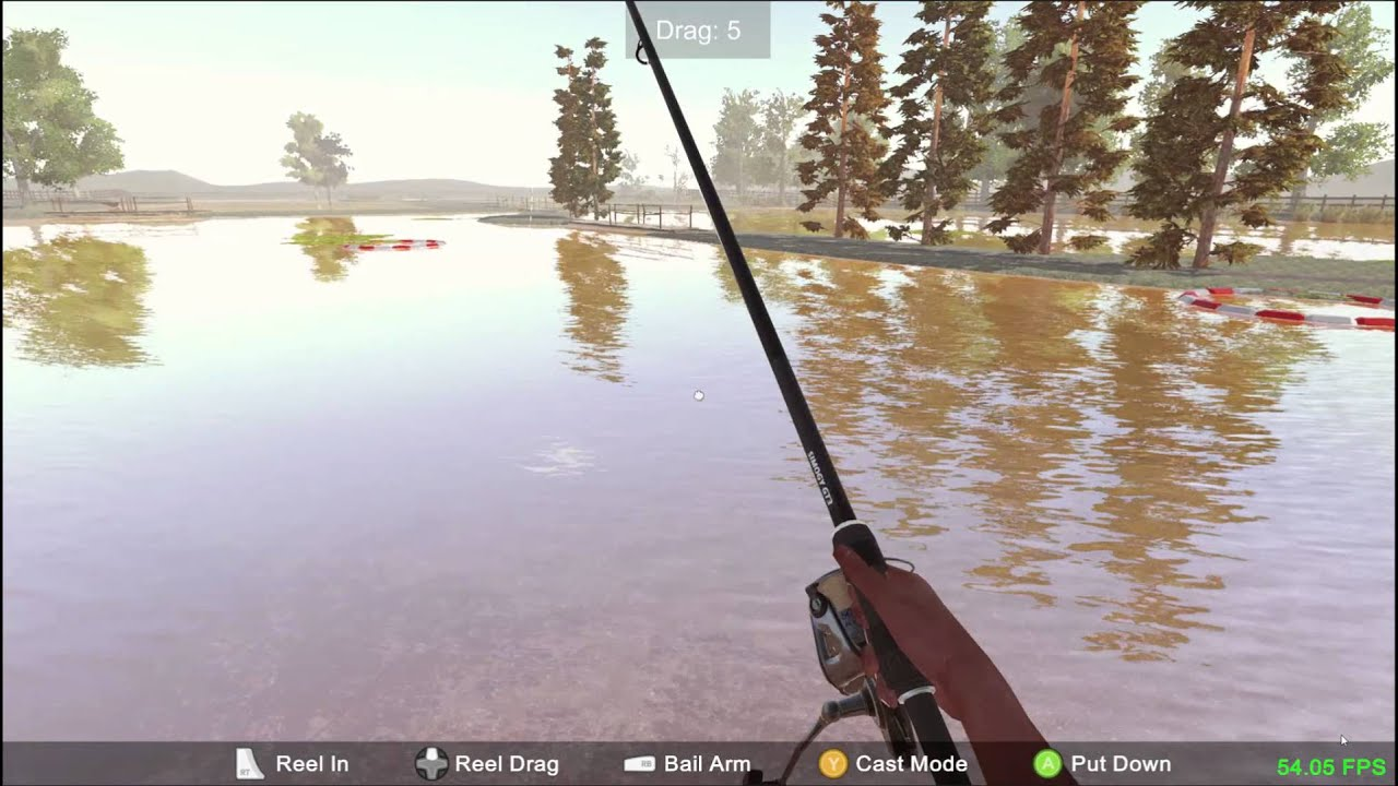 Float fishing in carp fishing simulator v2 youtube for Fishing for floaters