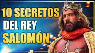 10 LECCIONES financieras de SALOMÓN(el hombre MÁS RICO y SABIO Según la BIBLIA) Riqueza y Abundancia