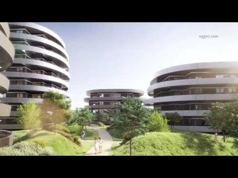 Future cities: green is the new glass