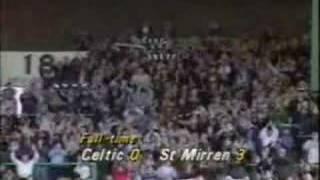 Celtic 0-3 St. Mirren