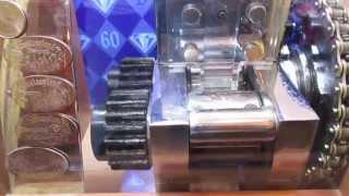May 31, 2015: Pressed Coin Machines at Disneyland