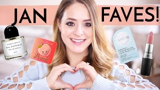 January Favourites! | Fleur De Force