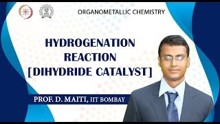Hydrogenation Reaction [Dihydride Catalyst]