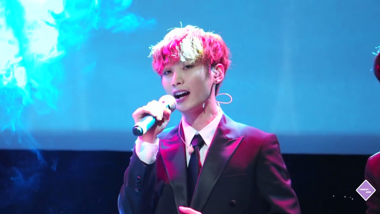 Kpop Idol From Malaysia Isaac In2it Singing Jaclyn Victor Song Gemilang Youtube