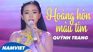 Hoàng Hôn Màu Tím - Quỳnh Trang
