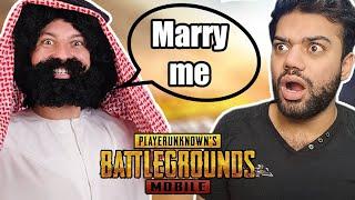 Trolling Arabic Man In Random Squads !!!