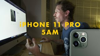 Caleb Orders An iPhone 11 Pro At 5AM