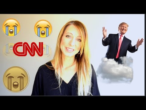 Thumbnail: CNN Reporters Left Crying Like Babies After Witnessing What Happened At Trumps Phoenix Event