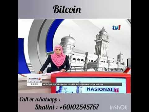 Platform Ekonomi Digital (Bitcoin & Blockchain Technology)