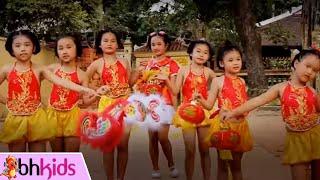 Liên Khúc Nhạc Trung Thu Thiếu Nhi Vui Nhộn 2016