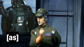 Death Star Orientation | Robot Chicken | Adult Swim