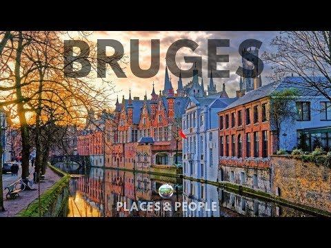 BRUGES - BELGIUM  HD