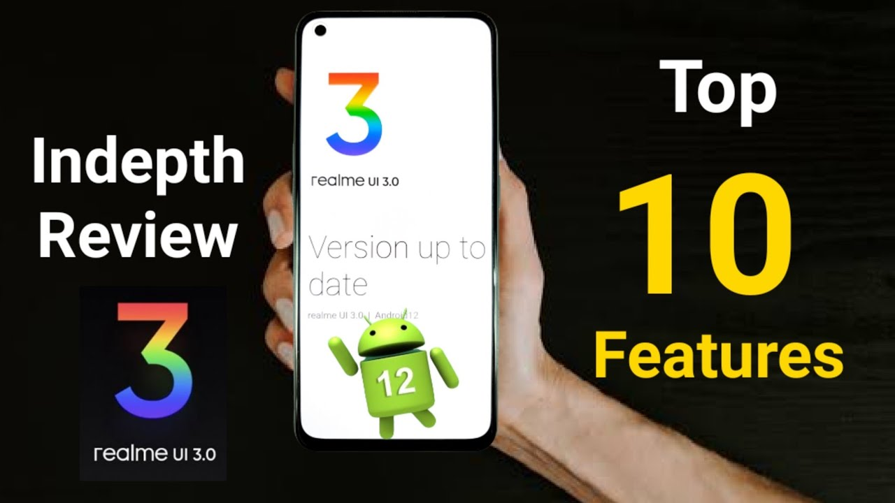 Download Realme Ui 3.0 Top 10 features Which I am waiting for longtime OMG 😱😍