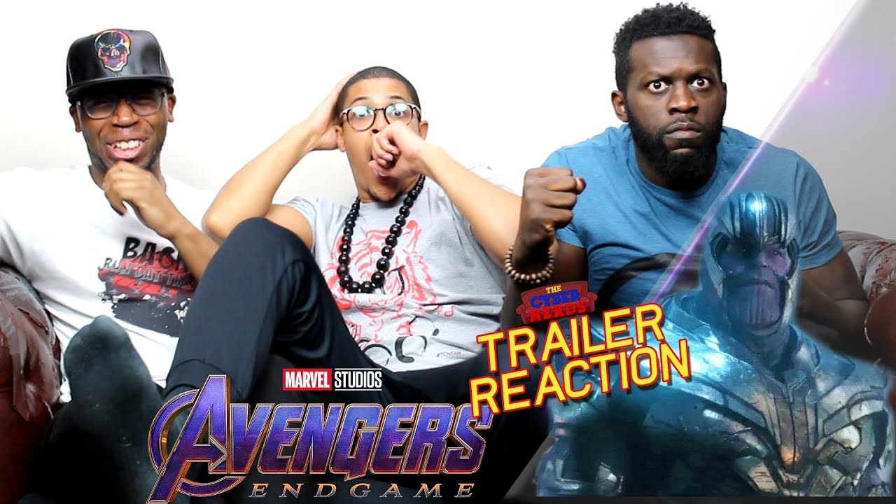 Download Avengers Endgame Special Look Reaction
