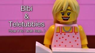 How it is (wab bap... ) in LEGO | MadHatProduction