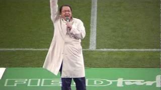 平泉成さん vsアルビレックス新潟(@等々力)