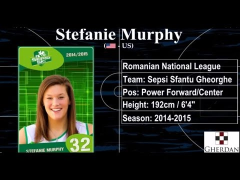 Stefanie Murphy Highlights 2014/2015 season