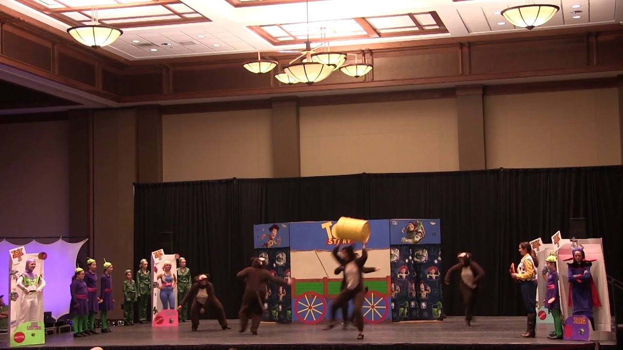 Contemporary - MOUNTAIN DANCE