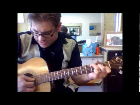 How to play Spongebob Squarepants theme song on guitar