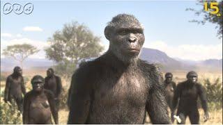 【人類誕生CG】370万年前の人類は虫を食べていた!【NHKスペシャル×NHK1.5ch】