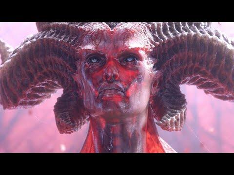 Diablo 4 Reveal Trailer