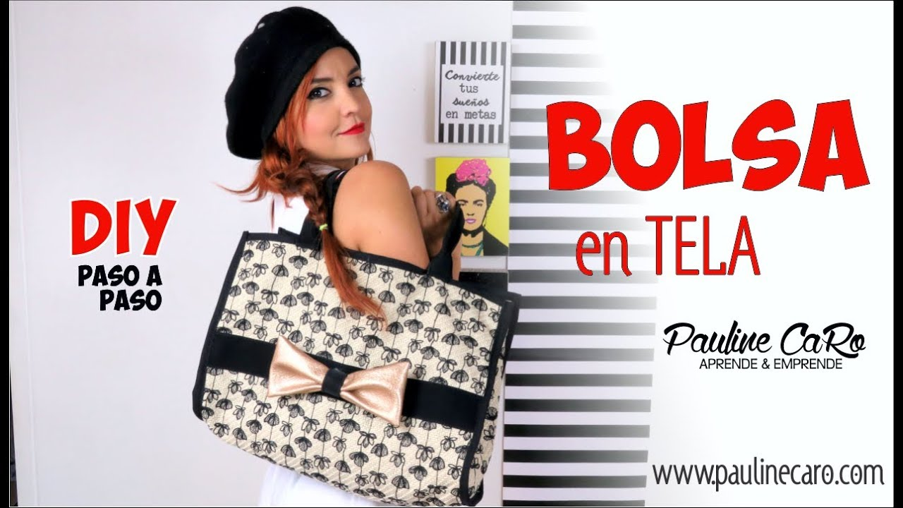 3f558979e DIY Bolso/Bolsa en tela | Tote/Bag