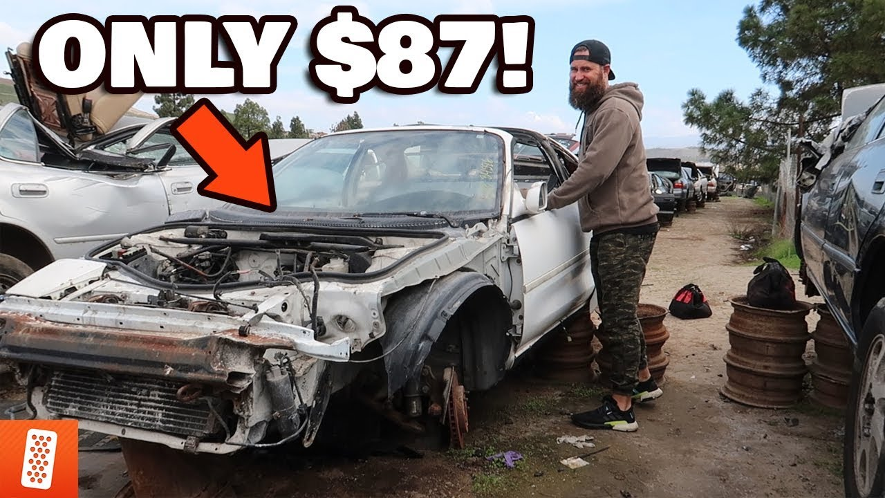 6 Reliable Sources To Learn About Junks Cars