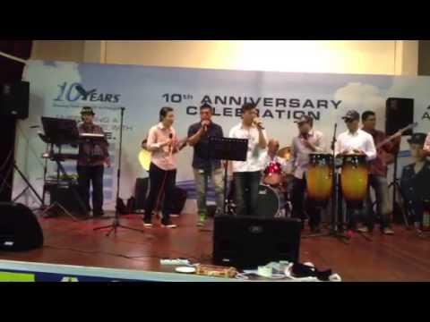 AETOS Band - Pei Tui Pu Chi