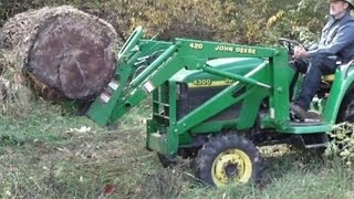Upgrading John Deere loader cylinders Part 2