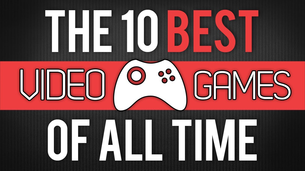 Best Video Games of All Time - Metacritic