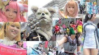 神奈川県横浜市でゴールデンウィークの時期に開催されている横浜パレー...