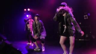 MANIPEDI / #雷頭 -RIZE- 2016 DANCE SHOWCASE