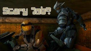 Scary Job? (Halo 3 Machinima)