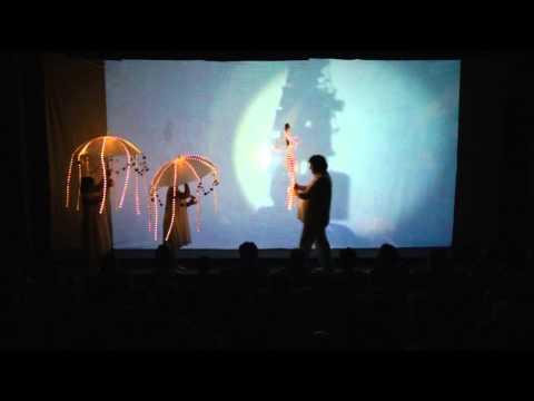"""Teatres de la Llum / AVoramar :  """"La isla de Miranda"""" (La Tempestad)"""