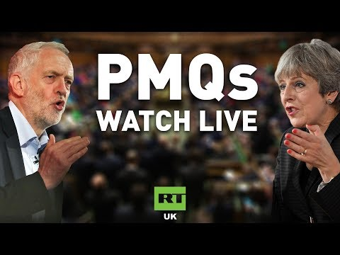 LIVE: Theresa May holds PMQs as Tory infighting continues amid crucial 'war cabinet' Brexit talks