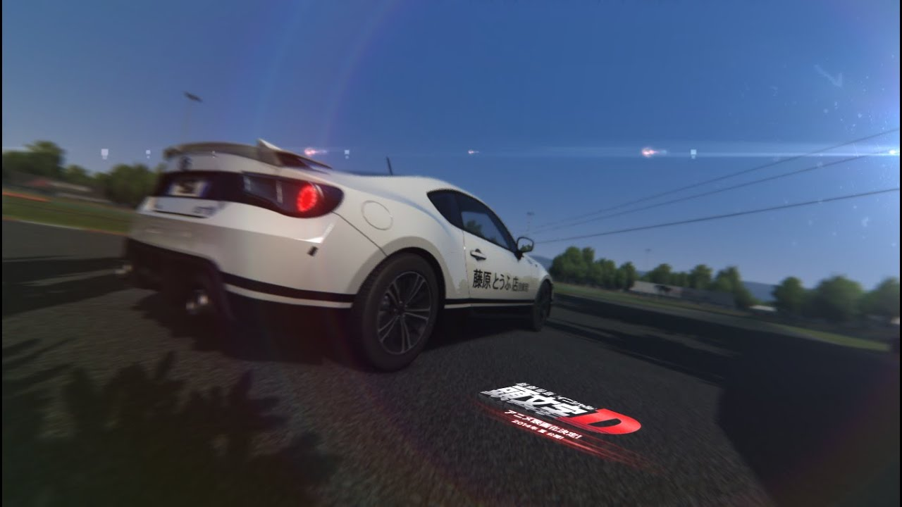 initial d toyota gt86 skin assetto corsa youtube