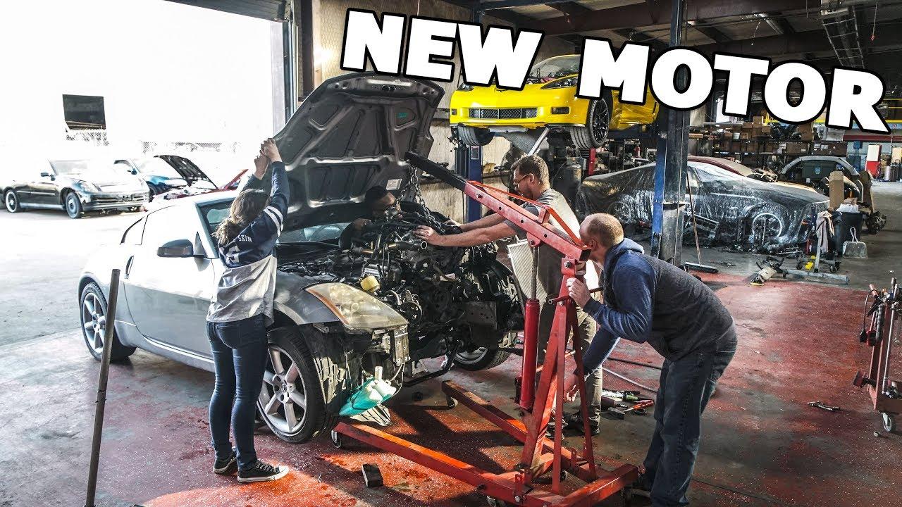350z-gets-a-fresh-new-motor