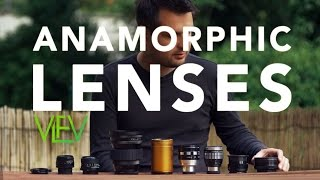 My Anamorphic Lenses | Adapters | Solutions | VIntageLensesForVideo