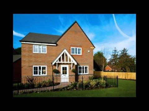 Barratt Homes - The Lincoln @ Darwins Walk Shrewsbury, Shropshire by Showhomesonline