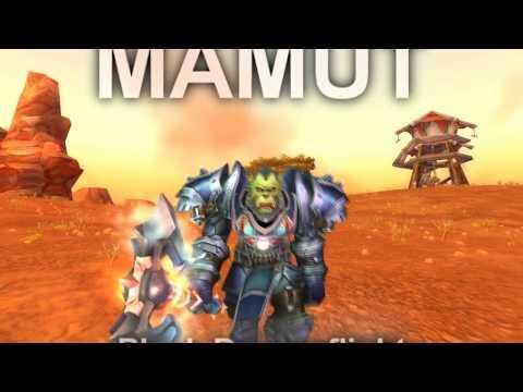 Mamut - 85 Arms Warrior PvP (Colossus Smash)