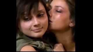 ▶ Jasmin And Anni First Kiss