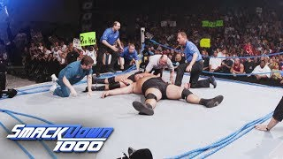 Download Video Relive 1000 episodes of SmackDown history: SmackDown 1000, Oct. 16, 2018 MP3 3GP MP4