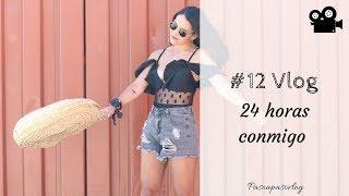 #12 VLOG | UN DÍA CONMIGO | PASO A PASO
