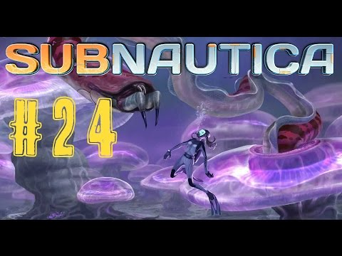Let's Play: Subnautica - 24 - Thermal Plants and Power Transmitters! [farming update]