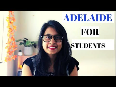 ADELAIDE FOR STUDENTS- JOBS, COST OF LIVING EXPLAINED!