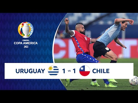 Uruguay Chile Goals And Highlights