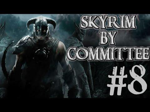 SKYRIM BY COMMITTEE - My Dark Life of Crime